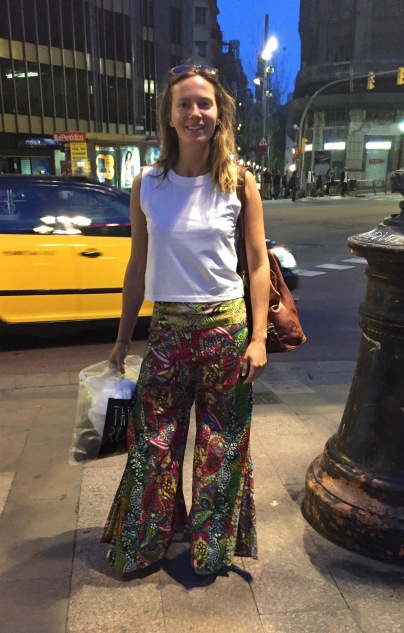Elle new trousers